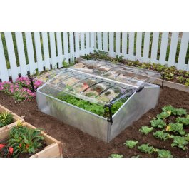 COLD FRAME Double arch - Parenisko
